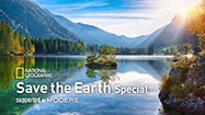 Save the Earth Special supported by MODERE